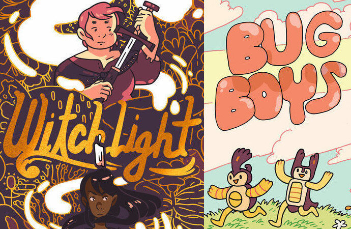 New Colors for Bug Boys and Witchlight Enrich their Stories