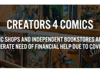 What Happens After You Bid for #Creators4Comics?