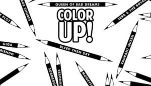 The #VaultColorUp Colouring Book Is a Good Way to Kill Some Time