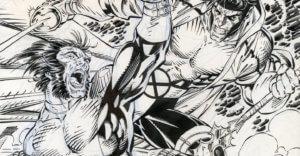 Jim Lee's X-Men. IDW Publishing
