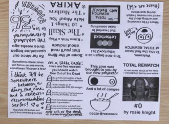 How to Make a One-Page Zine