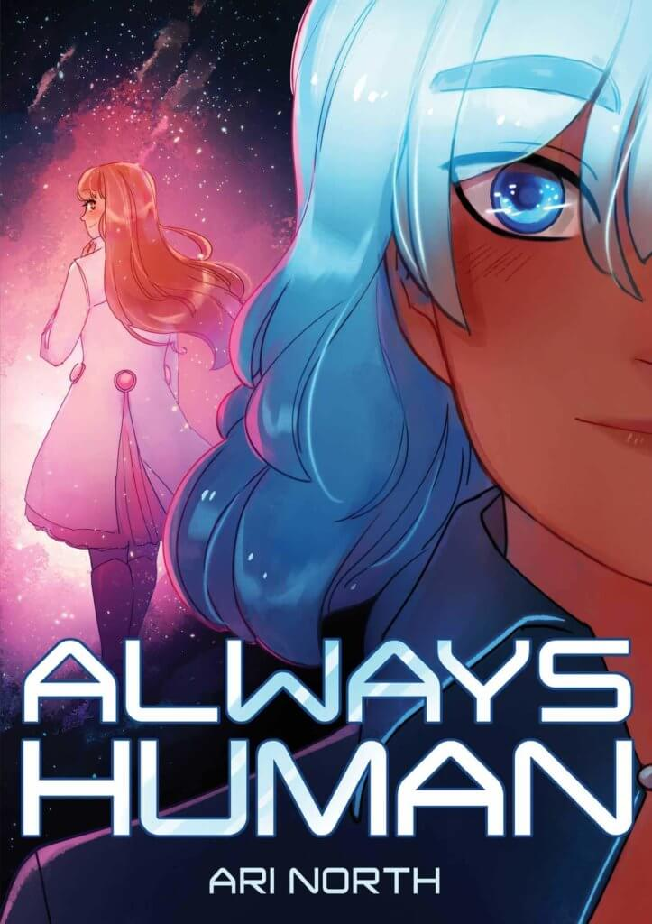 Cover of Always Human Graphic Novel