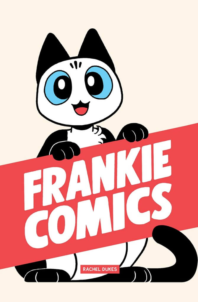 Frankie Comics_Rachel Dukes Cover. Oni Press. August 2020