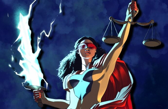 And Justice For All: Vita Ayala and Tana Ford on Livewire Volume 3: Champion