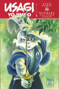Usagi Yojimbo: Bunraku and Other Stories. May 2020. IDW Publishing