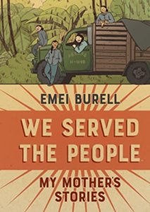 We Served the People Emei Burrell (writer and artist) June 3, 2020 Archaia