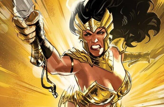 Dejah Thoris Vol 2: Dejah Rising…to the Top