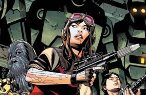 Doctor Aphra #1: May the Curse Be with You