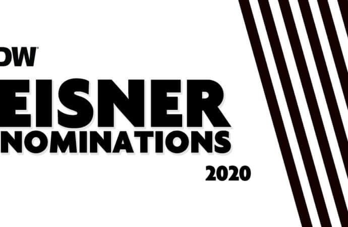 And the Eisner Award Goes To…These 2020 Winners
