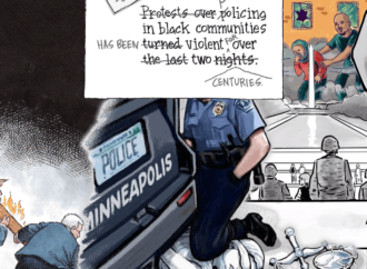 Political Cartooning: Steve Sack for the Star Tribune