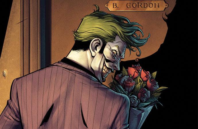 """REVIEW: Batgirl #47 Revisits """"The Killing Joke"""" AGAIN"""