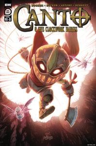 Canto-CWF_cvrRI-B. IDW Publishing