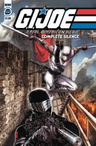 GI Joe: A Real American Hero. IDW Publishing