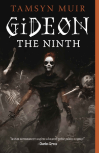 Cover of Gideon the Ninth by Tamsin Muir
