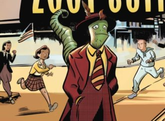 INTERVIEW: Marco Finnegan Reimagines LA's Zoot Suit Riots With a SciFi Twist in Lizard in a Zoot Suit