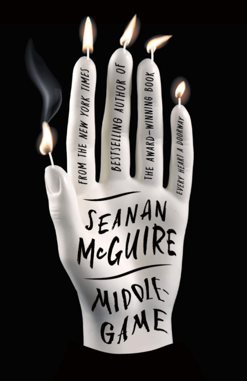 Cover of Middlegame by Seanan McGuire