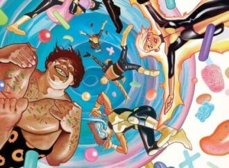 REVIEW: New Mutants #11: Sweet Dreams Are Made of This