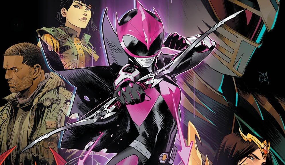 Power Rangers: Ranger Slayer #1 Cover A. Boom! Studios. June 2020