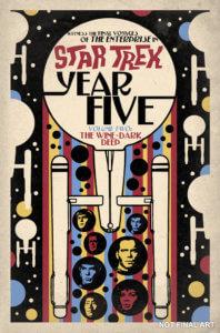 Star Trek - Year Five - The Wine-Dark Deep