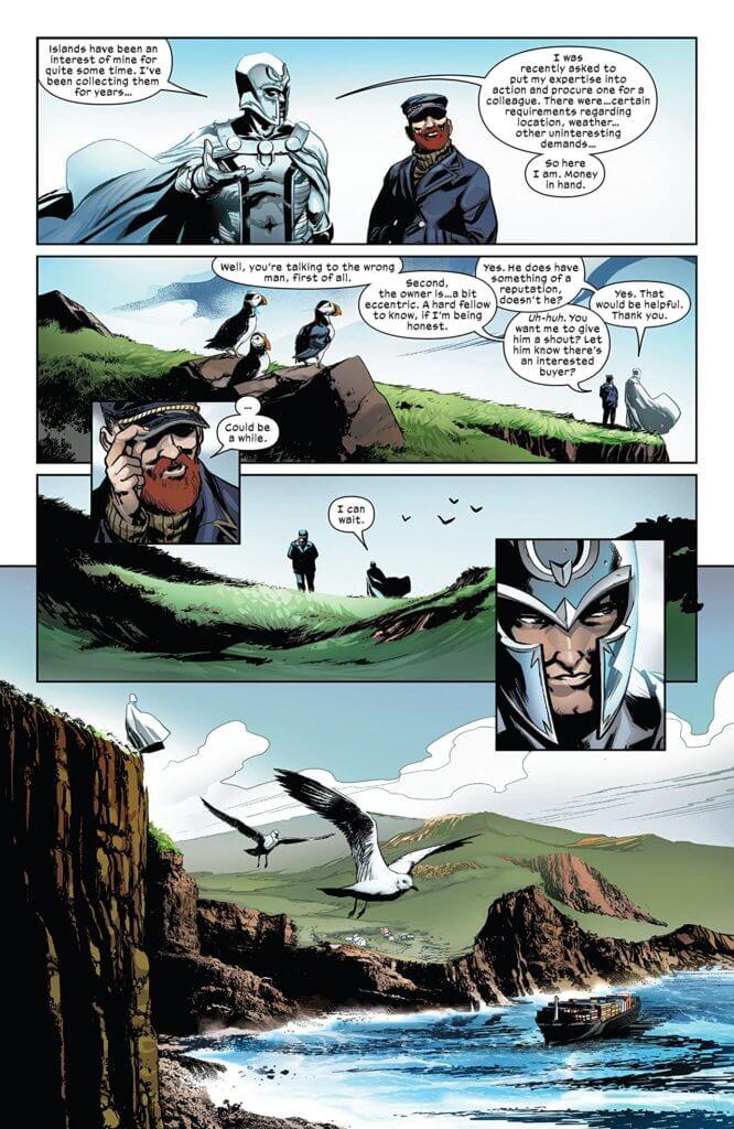 giant-size magneto
