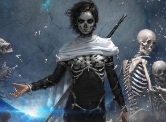 """Harrow the Ninth Goes Well Beyond Gideon's """"Lesbian Necromancers in Space"""""""