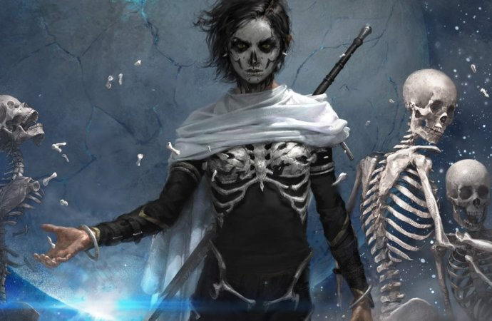"""REVIEW: Harrow the Ninth Goes Well Beyond Gideon's """"Lesbian Necromancers in Space"""""""