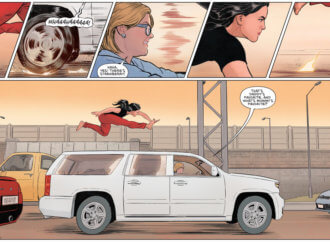 REVIEW: Wonder Woman #759: Mariko Tamaki and Mikel Janin Take the Helm