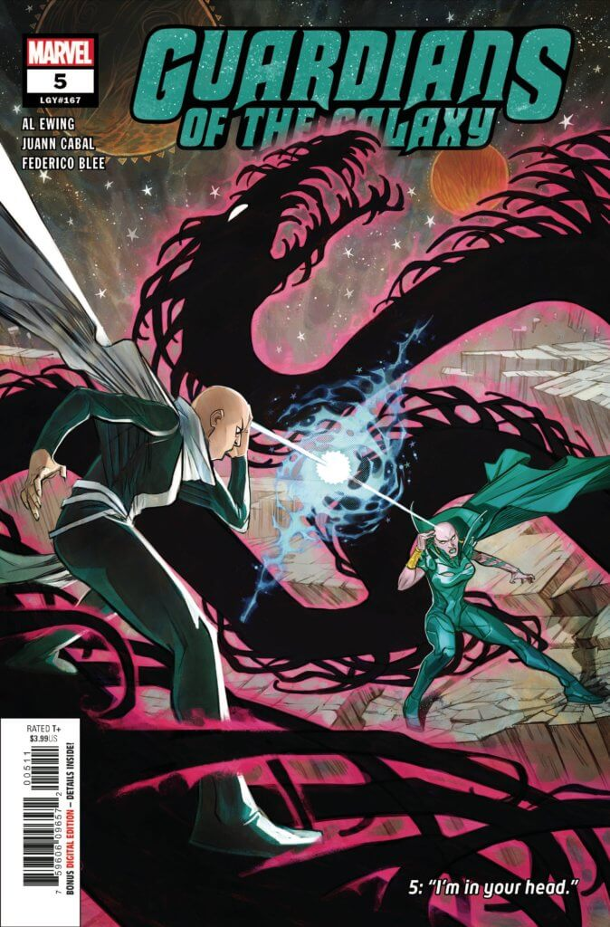 Cover of GotG #5 for review.