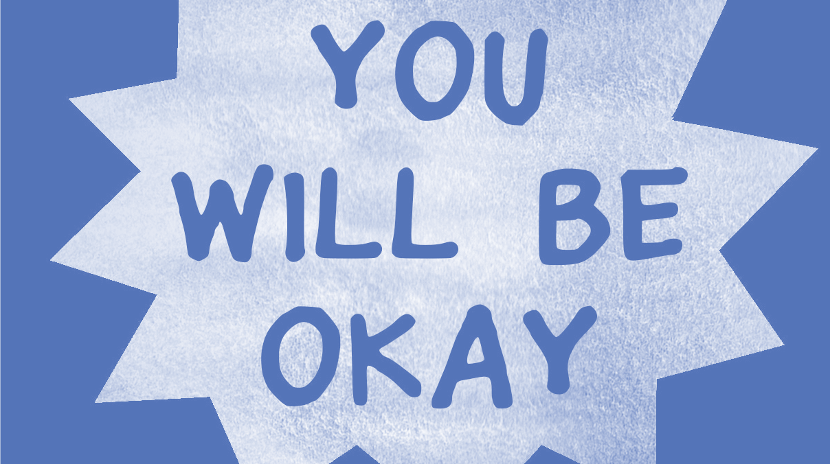 You Will Be Okay. Meggie Ramm. Silver Sprocket. February 2020