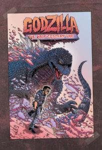 Godzilla - Half-Century War. IDW Publishing