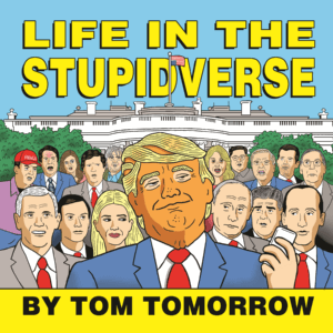 Life in the Stupidverse. IDW Publishing