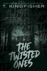 The Twisted Ones cover