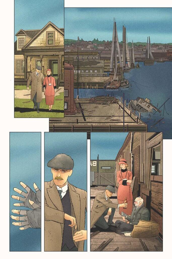 Page 8, Miskatonic #1, Aftershock Comics, Nov 11 2020