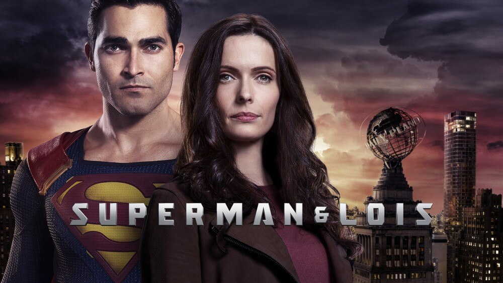 Superman and Lois preview poster. DC Press Portal