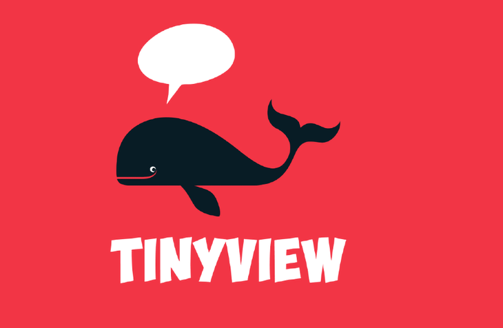 The Tinyview Logo.