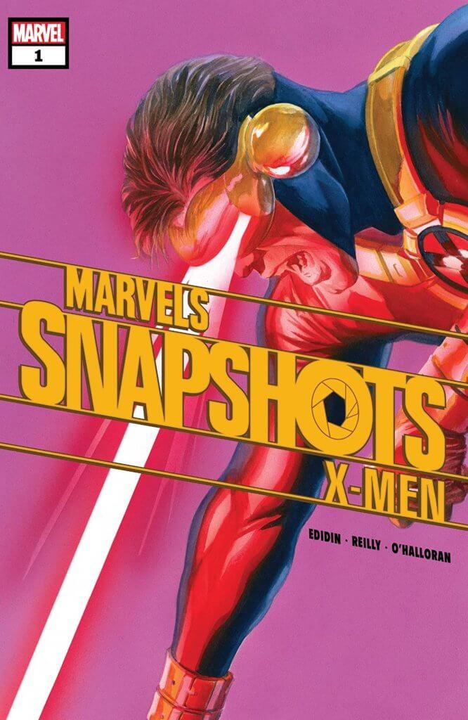 marvel snapshots x-men