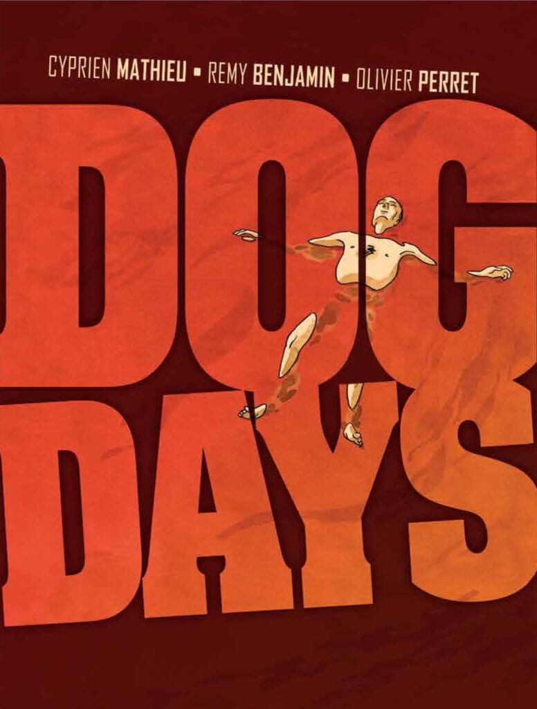 cover of Dog Days (Humanoids, October 2020)