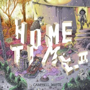 Home Time: Beyond the Weaving (Book Two). IDW Publishing.