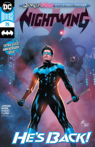 Nightwing triumphant