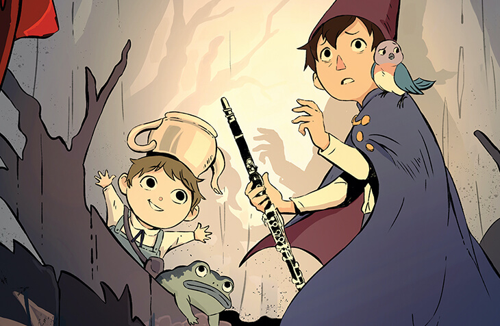 Wirt, Greg and Beatrice on the cover of Soulful Symphonies