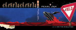 Pearl Jam: Art of Do the Evolution. IDW Publishing