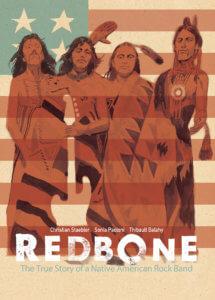 REDBONE. IDW Publishing. October 2020