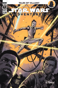 Star Wars Adventures #1. IDW Publishing