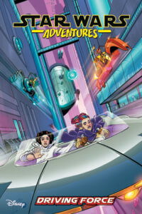 Star Wars Adventures: Driving Force. IDW Publishing