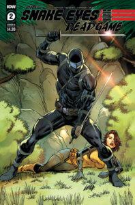 Snake Eyes: Deadgame #2