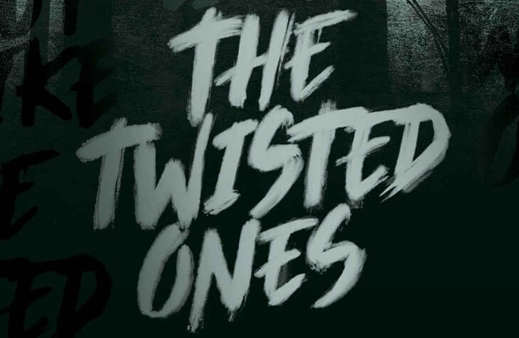 Detail from the cover of The Twisted Ones by T. Kingfisher.