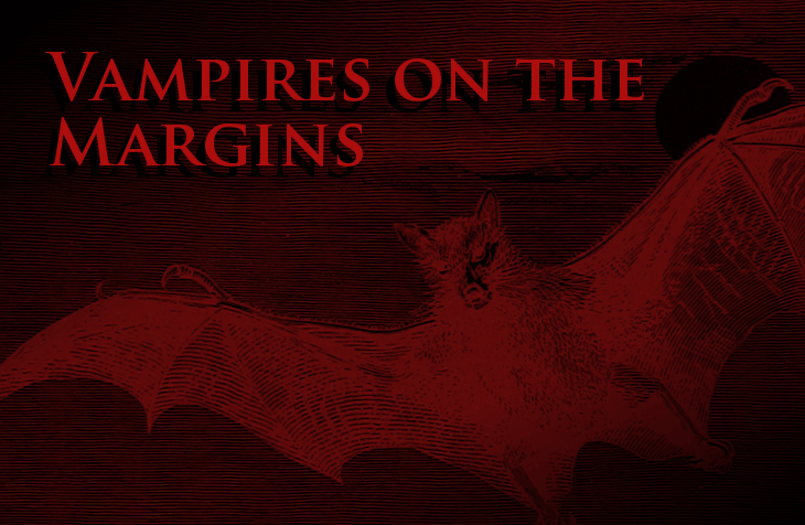 Vampires on the Margins banner