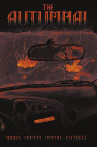 Cover of Autumnal #2 (Vault Comics, October 2020)