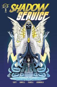 Shadow Service #3 (Vault Comics, October 2020)