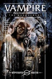 Vampire the Masquerade #3 (Vault Comics, October 2020)